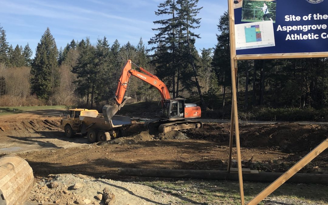 Construction Update: April 2, 2019